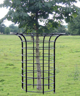 Tree Guards And Estate Fencing Accessories From Ardagh