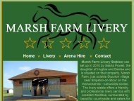 Marsh Farm Livery Stables.